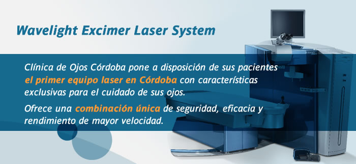 Wavelight Excimer Laser System